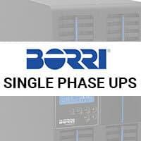 Borri Single Phase UPS