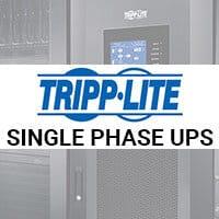 Tripp Lite Single Phase UPS